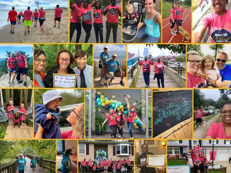 7 Things We Learned from Last Year's (Virtual) Donate Life Fun Run
