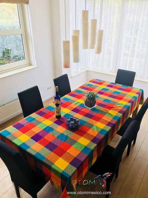 Easter tablecloth | Mexican tablecloth