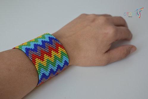 Colorful Bracelet  | Huichol Bracelet