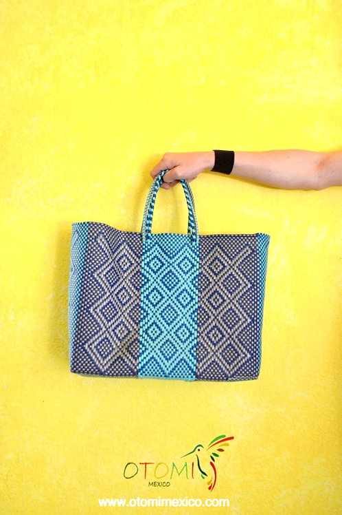 Mexican Woven Bag - Crete