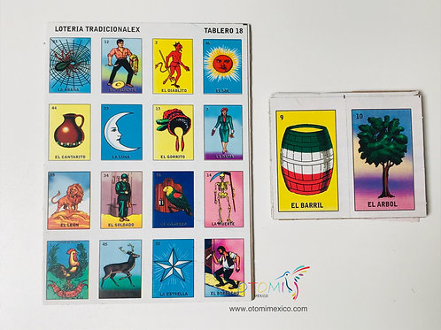 Loteria Mexicana | Mexican Lottery