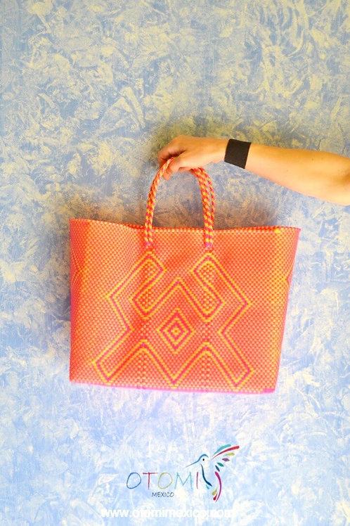 Plastic Mexican Bag - Akumal