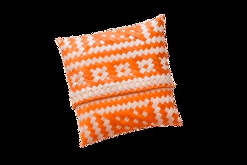 mexican coin purse in orange