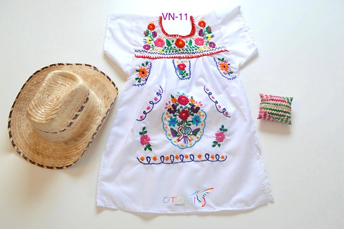 Mexican dress for girls - Maria