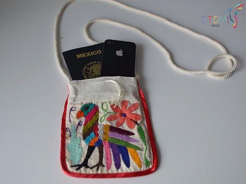 Boho Crossbody Bag- Multicolor