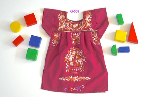 Mexican Girl Dress - Mariana