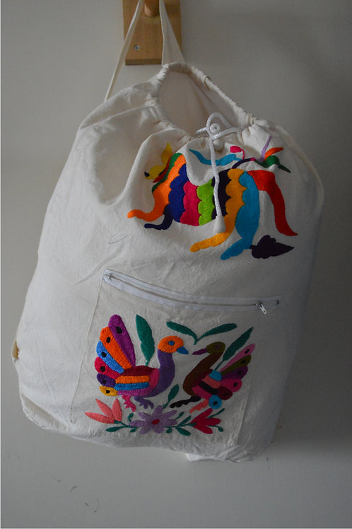 Otomi Backpack - Multicolor