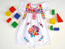 traditional mexican dress | Otomi Mexico | Europe