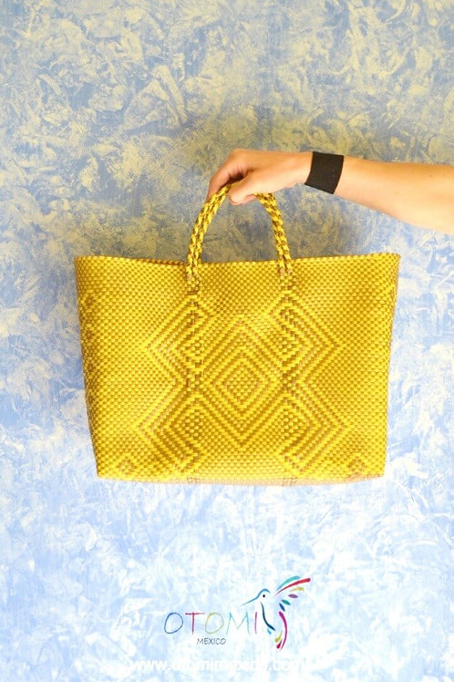 Handwoven Bag - Cancún