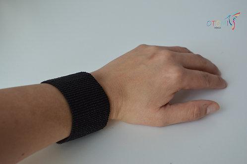 Black Mexican  bracelet | Huichol Bracelet