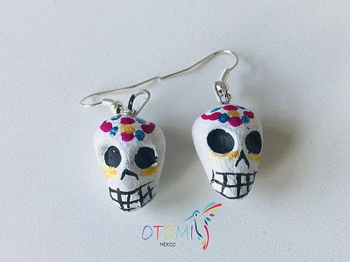 Skulls Earrings | Calavera earrings