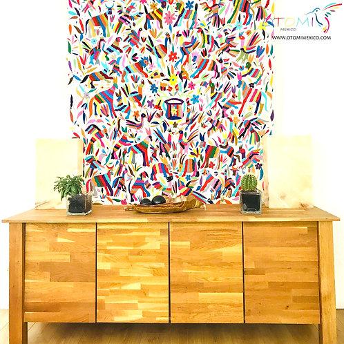 Mexican Wall Decor - Multicolor