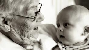 Dio ci sostiene dalla nascita alla vecchiaia