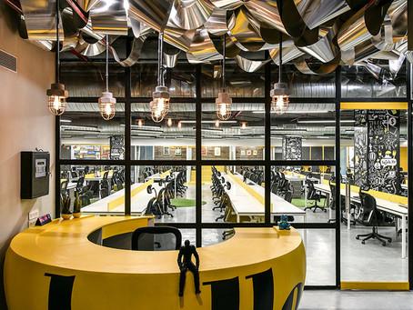 Office for Fork Media /  Vibe Design Lab