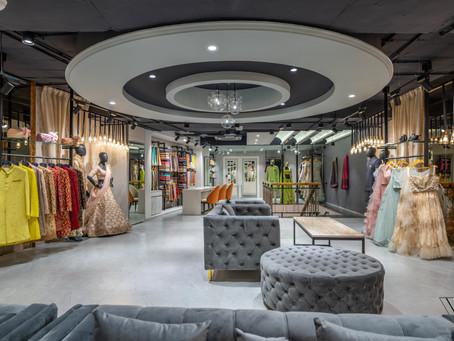 Ethnic Wear Boutique   Nikhil Jain Architects