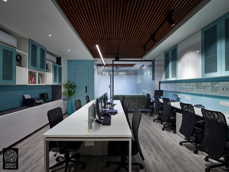 Chartered Accountant's Office / Studio Space Unfold