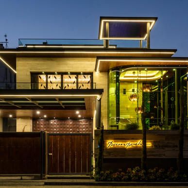 The Leaf House I SPAN Architects