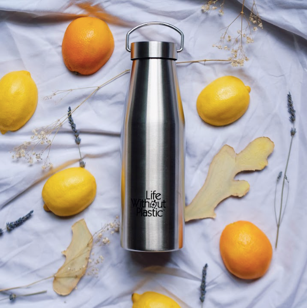 Stainless Steel Water Bottle - A New LWP Product!