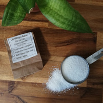 Plastic-free Soap Flakes