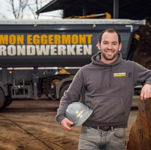 Klankbordgesprek met Simon van Grondwerken Eggermont