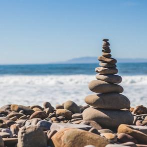 Wat keien, kiezels en zand jou kunnen tonen over jouw worklifebalans...