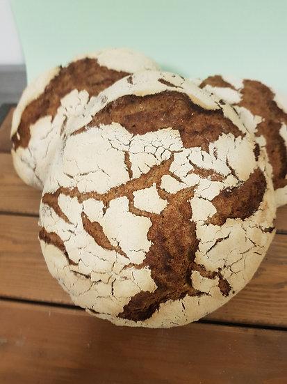 100% organic rye