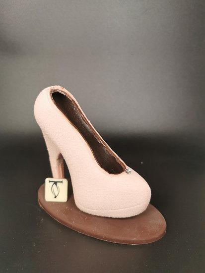 Small chocolate heel