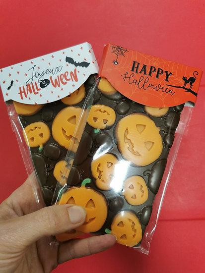 Halloween Chocolate Bar