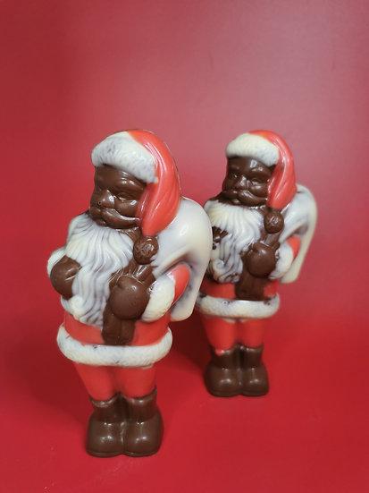 Small Chocolate Santa