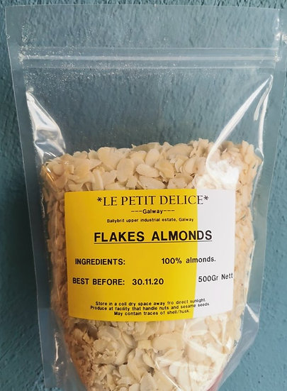 Flaked Almond 500g