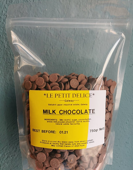 Milk Chocolate 750g