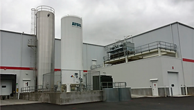 Ice Storage Silo & Cooling Tower Support