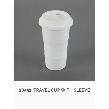 Travel Mug w/ sleeve