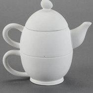 Tea for One (pot and cup)
