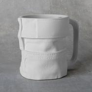 Denim Look Mug