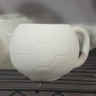 Soccer Ball Mug 20oz