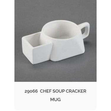 Soup n'Cracker Mug