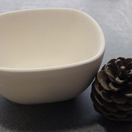 square cereal bowl 12.5w x 6.5 h