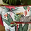 Thumbnail: Zebra Jungle Print Large Make Up Bag