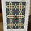 Thumbnail: Stain Glass Window Yellow Bee Card V4