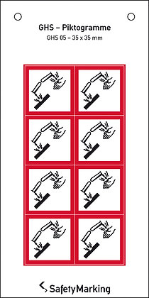 GHS-Gefahrenpiktogramm