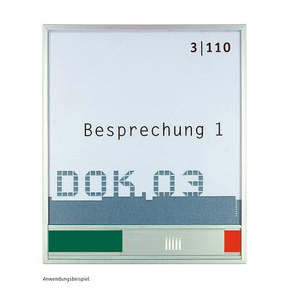NEW AGE Türschilder mit Frei-/Besetzt-Anzeige