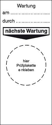 Grundplakette