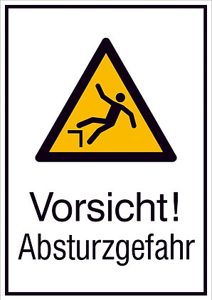 Warn-Kombischild