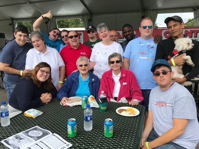 2019 annual picnic at FNB field
