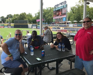 2019 Lunch at the game