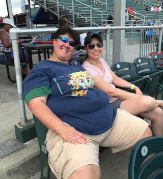 2019 At the ballpark