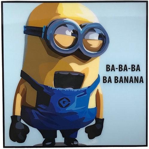 Despicable Me -- Minions Ba-ba-ba-ba-banana