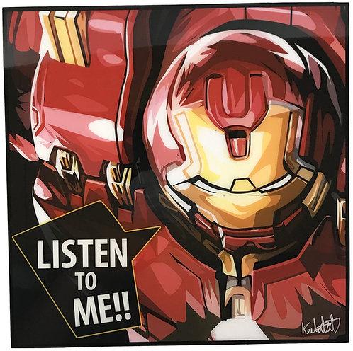Hulk -- Listen to me