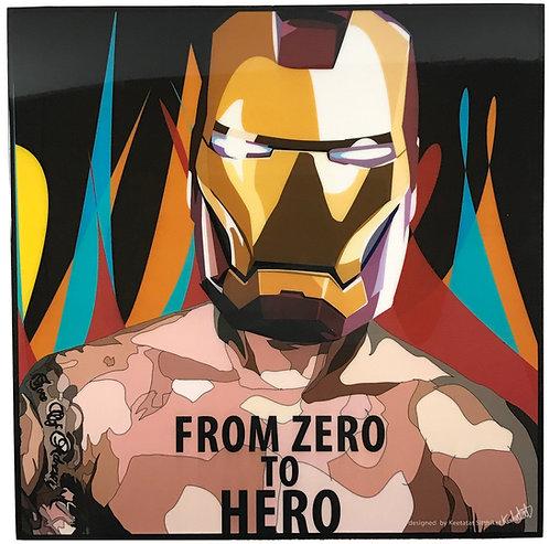 Ironman -- From Zero to Hero
